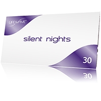 Silent Nights soveplaster