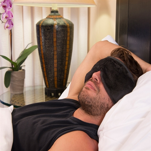 Total Sleep Mask Midnight Black